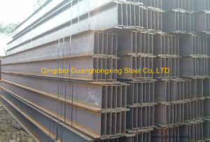 Ss400 Hot Rolled Stucture Steel H Beam pictures & photos