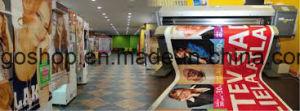 PVC Self Adhesive Vinyl Plastic Film Printing Materials (100mic 140g relase paper) pictures & photos