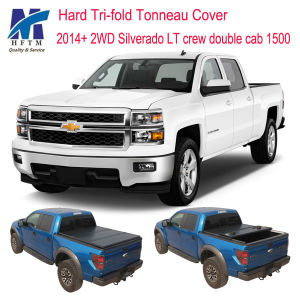 2014+ 2WD Silverado Lt Crew Double Cab 1500 Pickup Bed pictures & photos