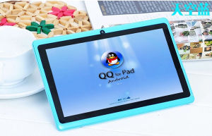7 Inch Q88 Dual Core A23 Android 4.4 512MB/8GB Tablet PC
