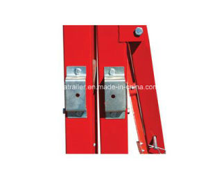 48 in. X 96 in. Red Folding Trailer pictures & photos
