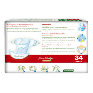Soft and Breathable Baby Diapers (XL) pictures & photos
