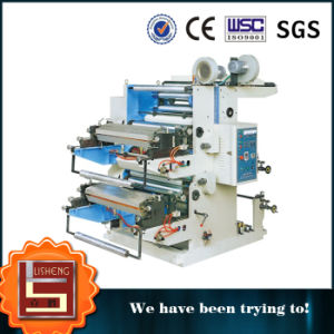 High Speed Foil PVC UV Stack BOPP PE Label Paper Cup Plastic Film Bag Printer 2 6 8 4 Colour pictures & photos