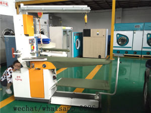 Laundry Finish Iron Board Equipment Multi-Function Steam Ironing pictures & photos