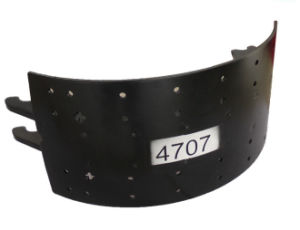 4707 Auto Parts Heavy Duty Truck Mounted Brake Lining pictures & photos