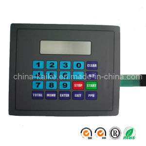 Supply MP3/MP4 Membrane Switch Keypad pictures & photos