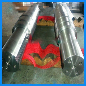 Precise CNC Machined Forged Steel Shaft pictures & photos