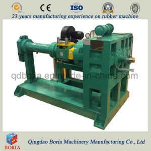 Pin Type Cold Feed Extruder of Rubber Extruder Machine pictures & photos