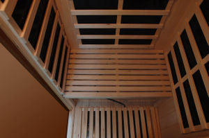 One Person Far Infrared Sauna Room pictures & photos