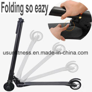 2017 Hot Sale Folding Electric Scooter with Speed Display pictures & photos