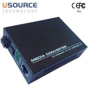 10/100m Sm Dual&Bidi Media Converter 10km 20km 40km 60km