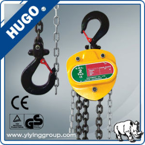 10 Ton OEM Quality Manual Chain Block Wholesale pictures & photos