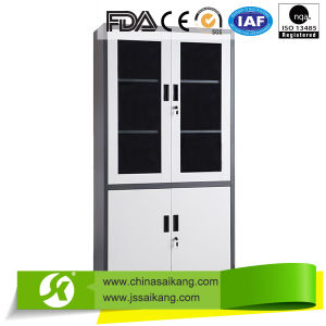 Easy Operated Powder Coating File Cabinet pictures & photos