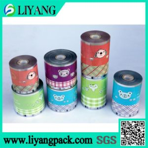 Small Cute Cartoon Character, Heat Transfer Film for Bottle pictures & photos