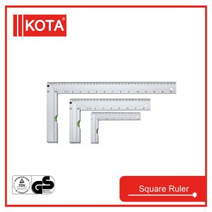 Aluminium L Shape Square Ruler
