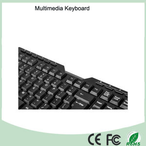 Durable Top Quality Game Keyboard Multimedia(Kb-1688-B pictures & photos