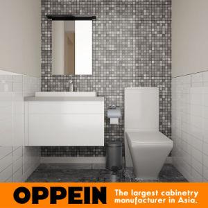 Australia Villa Modern White PVC Bathroom Cabinets (BC15-L01) pictures & photos