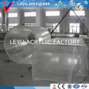 Big Size Clear Acrylic Cylinder pictures & photos