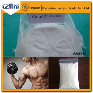 Raw Powder and Oral Steroid Hormone Anavar/Oxandrin 53-39-4 pictures & photos