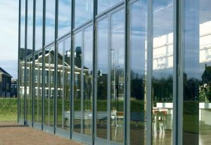 Aluminium Invisible Curtain Wall (CL-C1002) pictures & photos