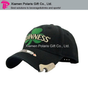 Multi-Function Cotton Twill Baseball Cap with Bottle Opener pictures & photos