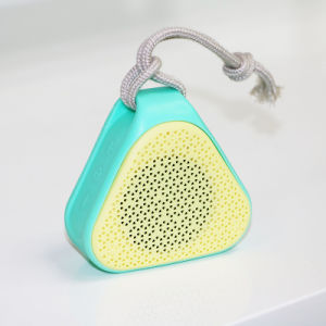 Triangle Professional Bluetooth Wireless Mini Portable Speaker pictures & photos