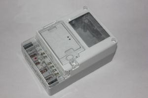 Single Meter Box with 80A pictures & photos
