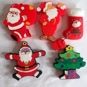 Christmas Gift USB Flash Drive with Low Cost (WY-PV157) pictures & photos
