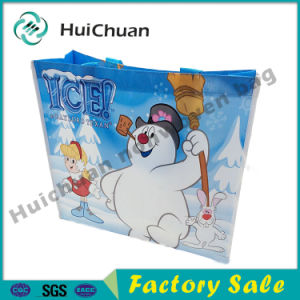 Promotional Custom Logo Printed Non Woven Carry Bag for Gift pictures & photos