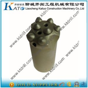 Taper Buttons Rock Drill Bit pictures & photos
