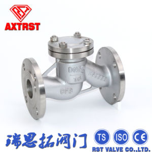 API Flange Lift Check Valve in Stainless Steel Check Valve pictures & photos