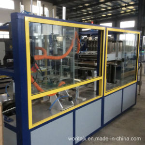 Automatic Hot Glue Carton Box Packing Machine (WD-25XB) pictures & photos
