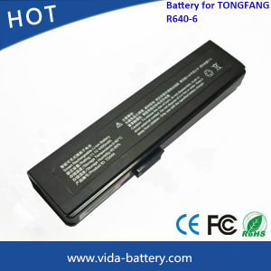 Laptop Lithium Battery/Li-ion Battery Pack for Tongfang R640 Ts44A Series pictures & photos
