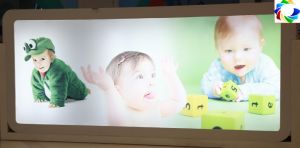 Cute Baby Light Box Film for Photo Studio pictures & photos