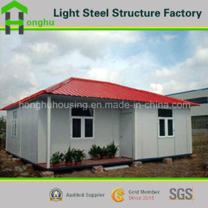 Low Cost Prefab House Modern House Prefabricated House Dormitory pictures & photos