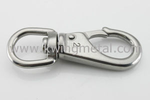 Stainless Steel Double Bolt Snap pictures & photos