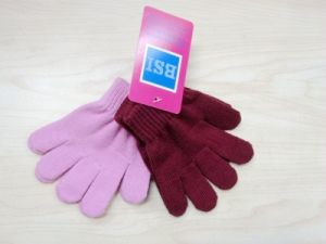 Acrylic Custom Printed Magic Gloves for Winter pictures & photos