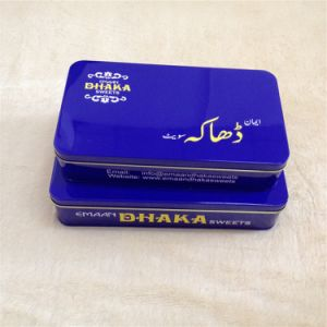 Series Packaging Tin Boxes and Metal Gift Boxes pictures & photos