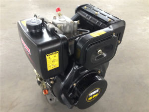 Small Air Cooled Diesel Engine 86f pictures & photos