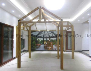 Aluminum Flower Glass House, Sunroom, Sunshade (FT-S) pictures & photos