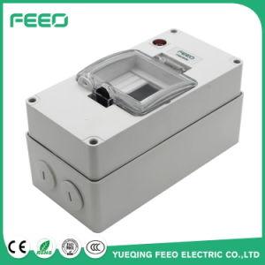 Circuit Breaker Plastic Box Waterproof Electrical Enclosure pictures & photos