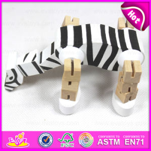 Mini Educational Toys for Kids Games, Educational DIY Toy for Children Play, High Quality Educational Wooden Toy W03b033 pictures & photos