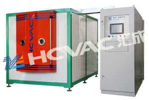 Hcvac Tin Gold Plasma Coating Machine, PVD Ion Coating Machine pictures & photos