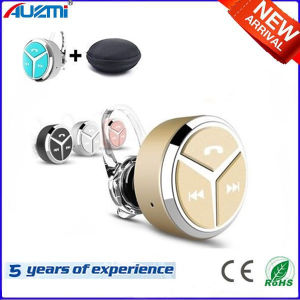 Stereo Mini Wireless Headset Q5 Bluetooth Headphone Version4.0