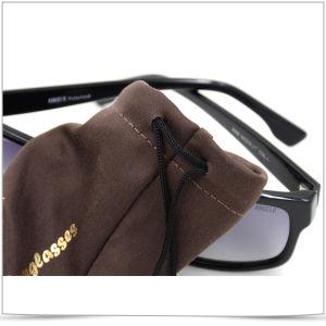 Soft Microfiber Sunglasses Pouch pictures & photos
