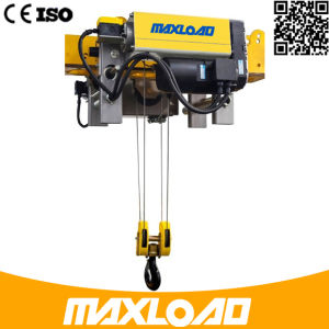 6.3ton European Design Wire Rope Electric Hoist (MLER6.3-06) pictures & photos