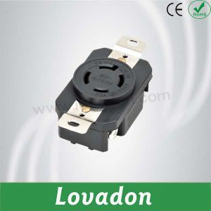 L14-20r American Four-Hole Power Outlet pictures & photos