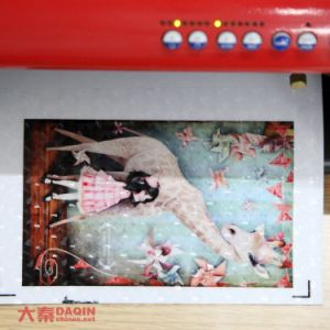 Custom Mobile Phone Sticker Printing and Cutting Machine for Any Phone Accessory pictures & photos