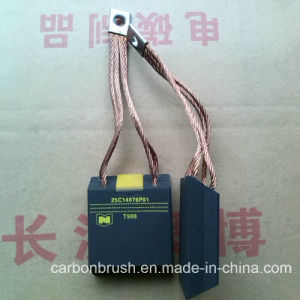 China Manufacture Carbon Brushes for GE Drilling Motor T900 pictures & photos