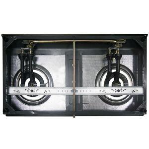 100X100mm Cast Iron Burner, Black Colors Gas Cooker Jp-Gc200 pictures & photos